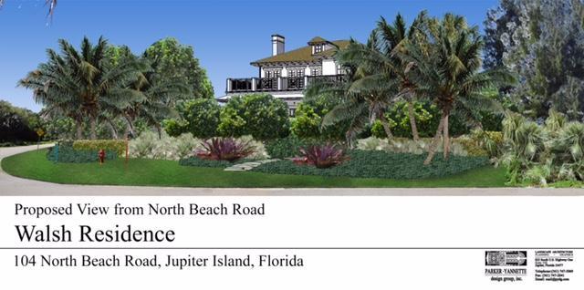 Частный односемейный дом для того Продажа на 104 N Beach Road 104 N Beach Road Hobe Sound, Флорида 33455 Соединенные Штаты