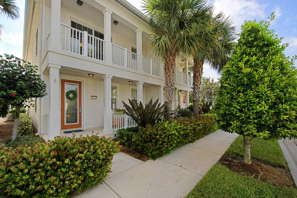 Townhouse for Sale at 3327 Duncombe Drive Jupiter, Florida 33458 United States