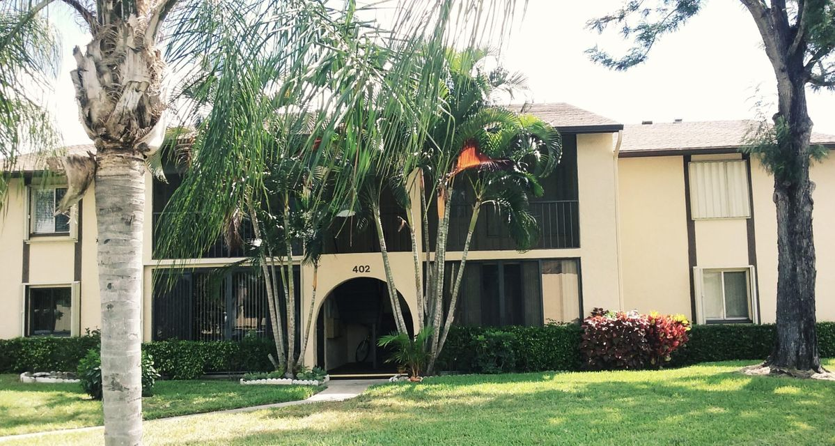 Co-op / Condo for Sale at 402 Pine Glen Lane Greenacres, Florida 33463 United States