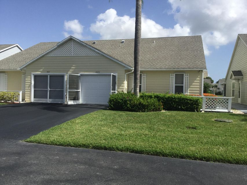 Villa for Sale at 2633 SE Tropical East Circle E Port St. Lucie, Florida 34952 United States