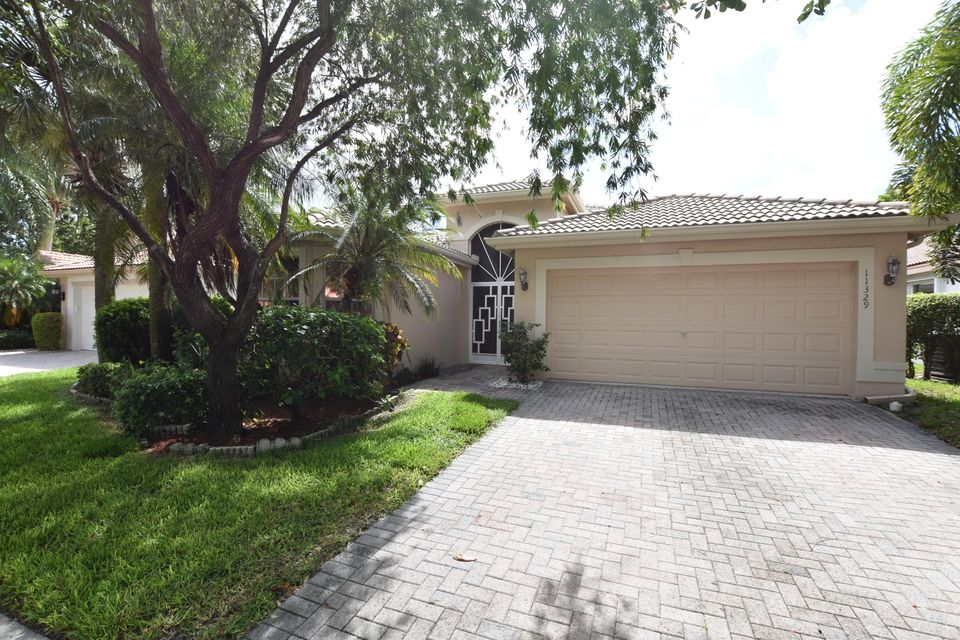 Single Family Home for Sale at 11329 Vivero Avenue 11329 Vivero Avenue Boynton Beach, Florida 33437 United States