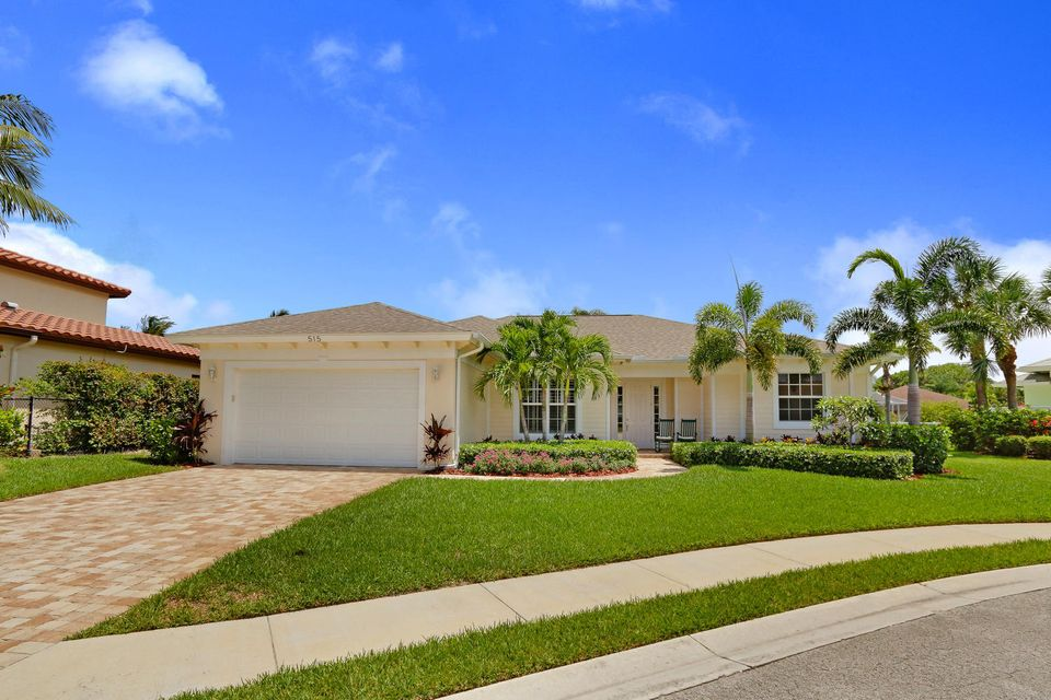 515 Cypress Circle, Tequesta, FL 33469