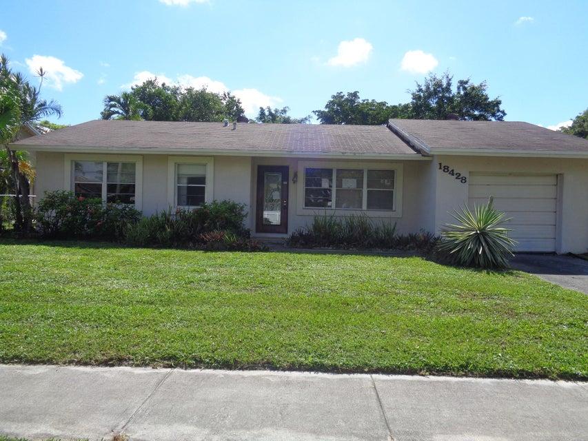 واحد منزل الأسرة للـ Sale في 18428 Alydar Way Boca Raton, Florida 33496 United States