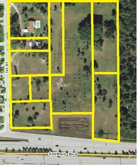 Agricultural Land for Sale at 6179 Southern Boulevard 6179 Southern Boulevard West Palm Beach, Florida 33415 United States