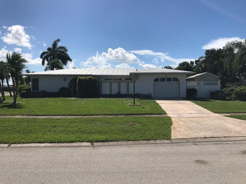 独户住宅 为 销售 在 2950 SE San Jeronimo Road 圣露西港, 佛罗里达州 34952 美国
