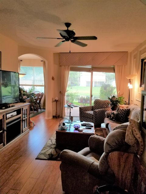 Townhouse for Sale at 205 River Bluff Lane Royal Palm Beach, Florida 33411 United States