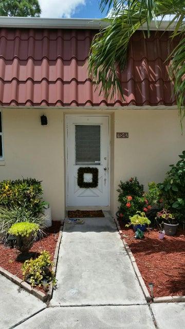 687 Marlboro Oval A, Lake Worth, FL 33467
