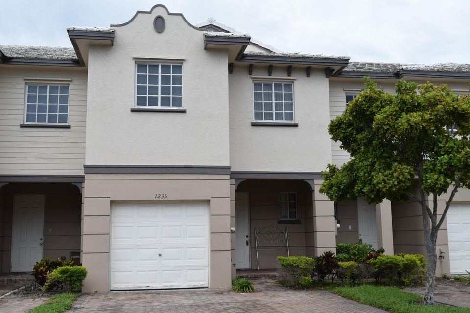 1235 Lucaya Drive, Riviera Beach, FL 33404