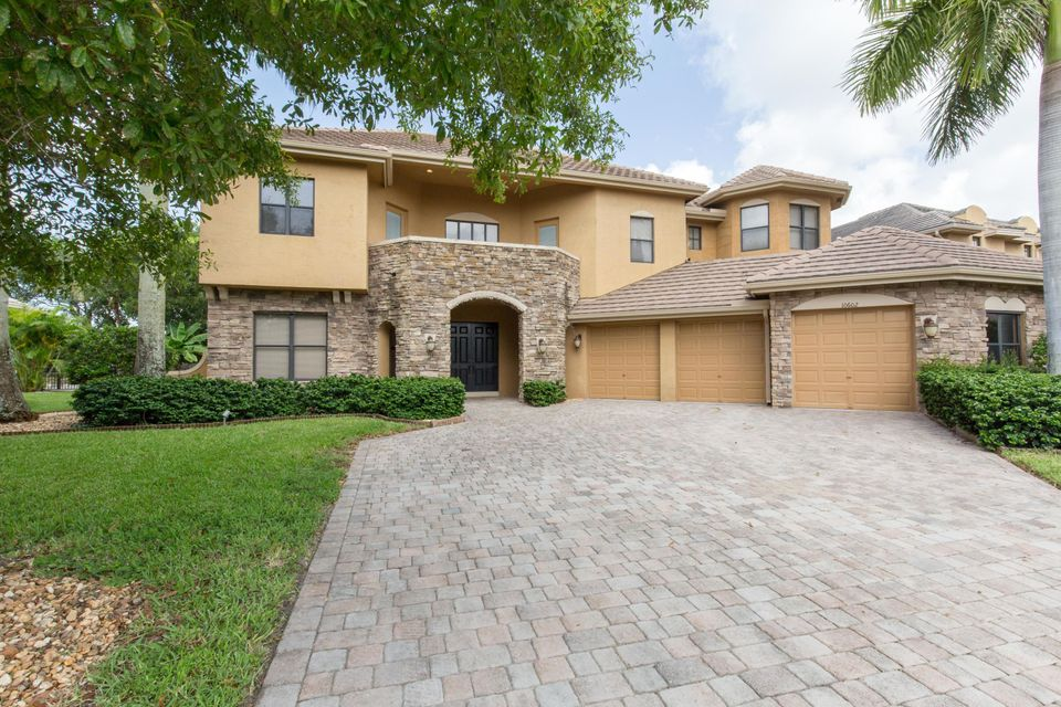 Single Family Home for Sale at 10602 Versailles Boulevard 10602 Versailles Boulevard Wellington, Florida 33449 United States