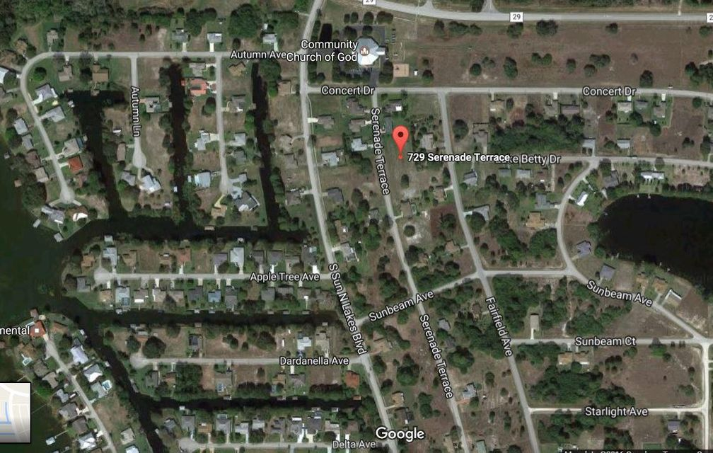 Industrial for Sale at 729 Serenade Terrace 729 Serenade Terrace Lake Placid, Florida 33852 United States