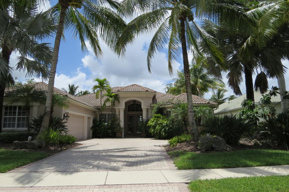 Single Family Home for Rent at 12400 Sunnydale Drive 12400 Sunnydale Drive Wellington, Florida 33414 United States
