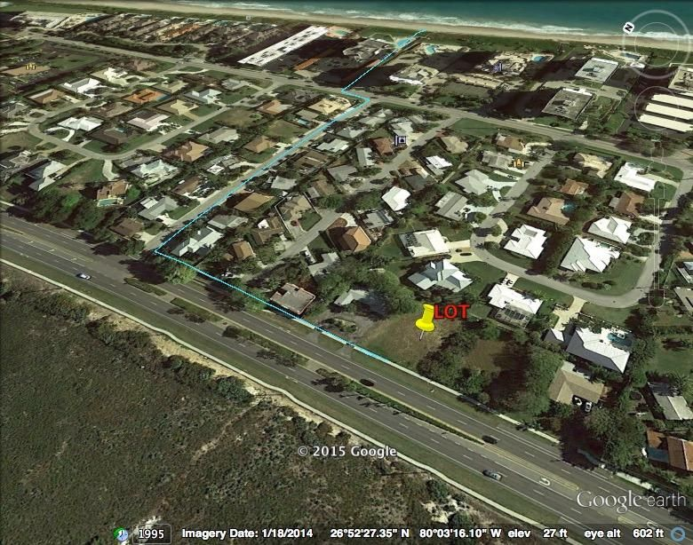 Land for Sale at Lot 3 Lot 3 Us Highway 1 Lot 3 Lot 3 Us Highway 1 Juno Beach, Florida 33408 United States