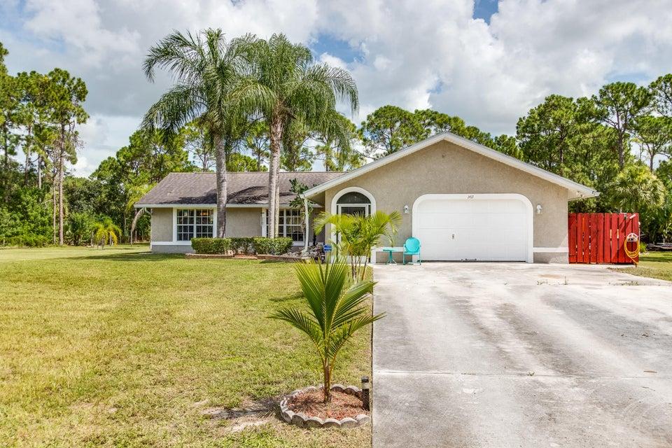 Casa para uma família para Venda às 14115 73rd Street N Loxahatchee, Florida 33470 Estados Unidos