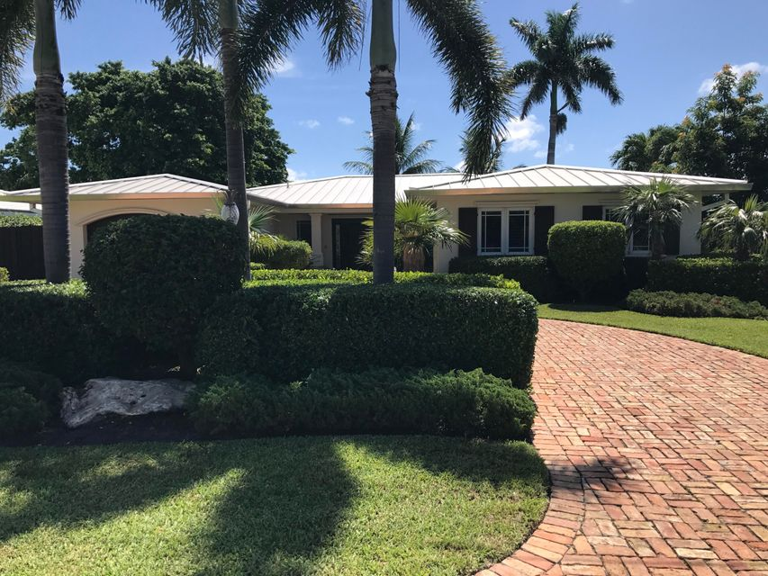 Single Family Home for Sale at 3111 Karen Drive Gulf Stream, Florida 33483 United States