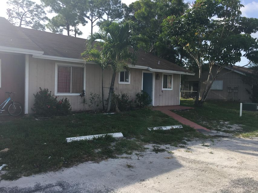 Cooperativa / condomínio para Venda às 2184 Pretty Lane West Palm Beach, Florida 33415 Estados Unidos