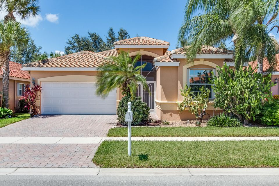 Additional photo for property listing at 7645 Trapani Lane  Boynton Beach, Florida 33472 États-Unis