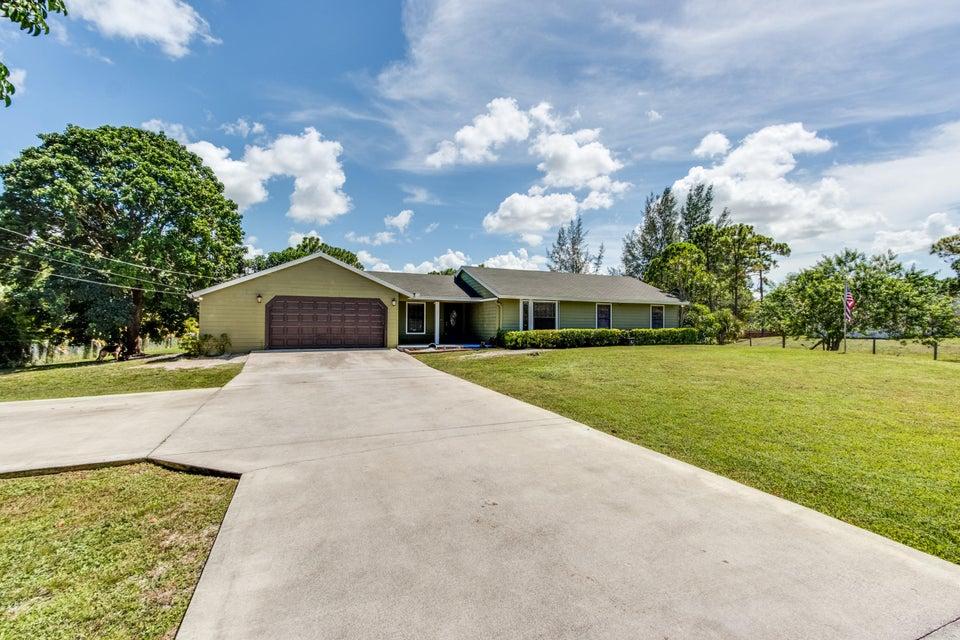 Einfamilienhaus für Verkauf beim 11194 N 66th Street West Palm Beach, Florida 33412 Vereinigte Staaten