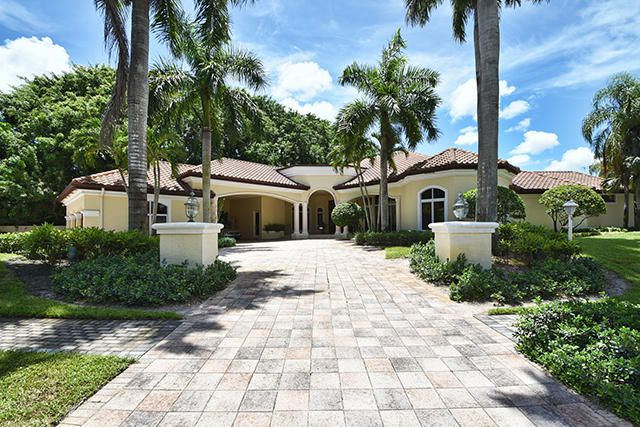 Casa Unifamiliar por un Venta en 17914 Lake Estates Drive 17914 Lake Estates Drive Boca Raton, Florida 33496 Estados Unidos