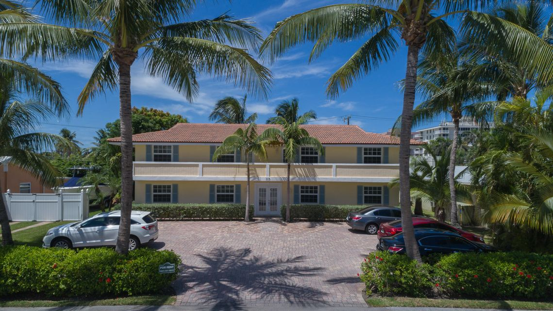 Quadraplex للـ Sale في 115 Tacoma Lane 115 Tacoma Lane Palm Beach Shores, Florida 33404 United States
