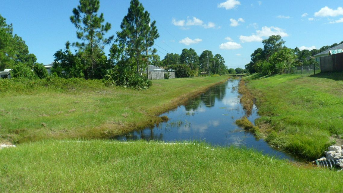 Land for Sale at 203 SW Milburn Circle 203 SW Milburn Circle Port St. Lucie, Florida 34953 United States