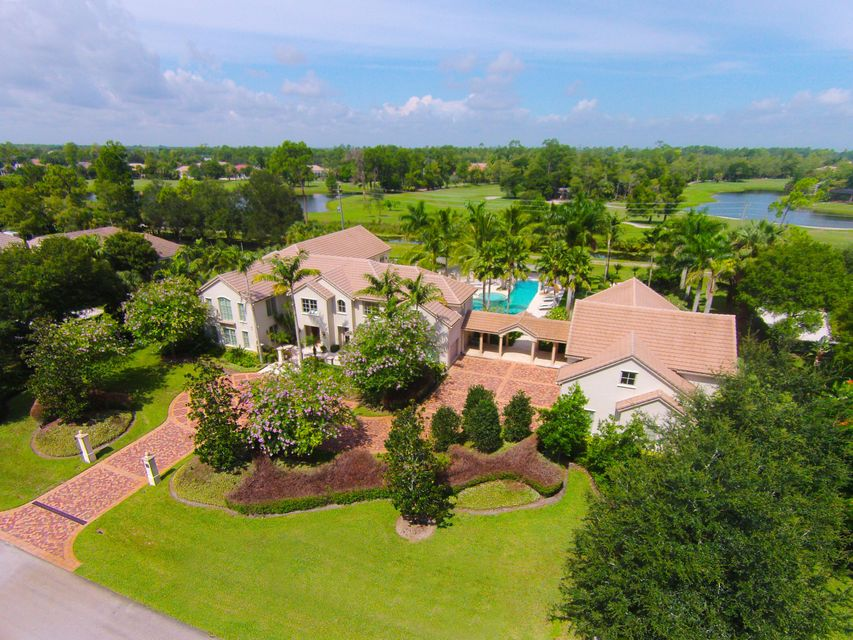 Single Family Home for Sale at 577 Squire Drive 577 Squire Drive Wellington, Florida 33414 United States