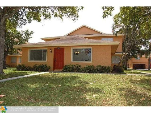 Townhouse for Sale at 1648 Ctherine Drive Delray Beach, Florida 33445 United States