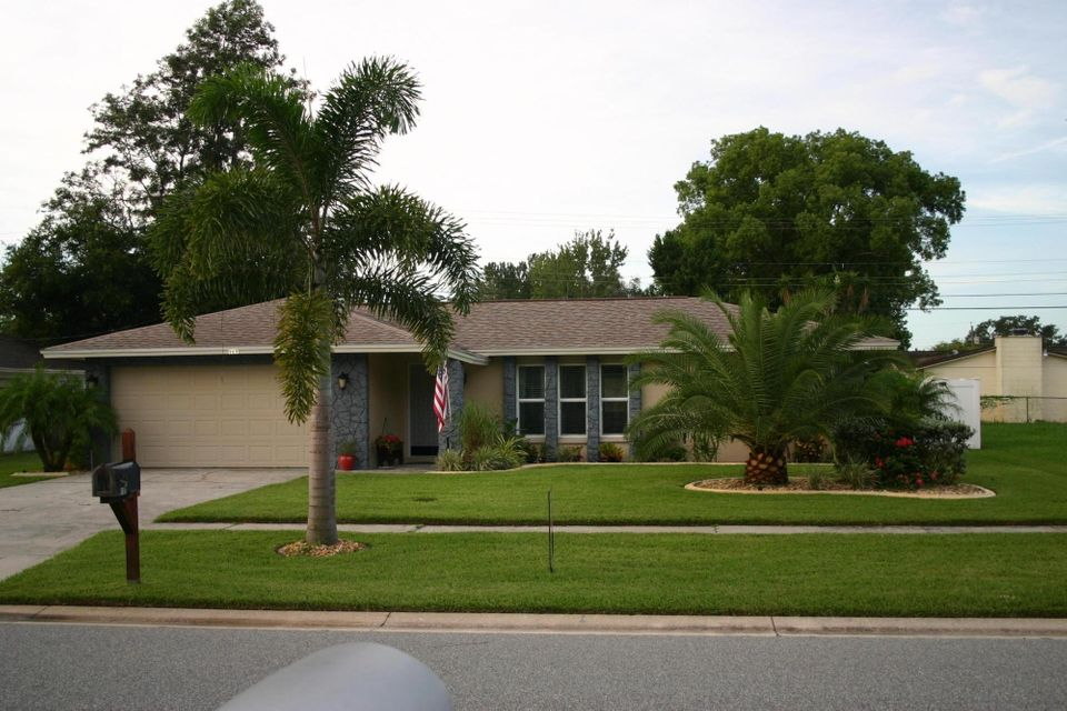 House for Sale at 989 Pineland Drive Rockledge, Florida 32955 United States