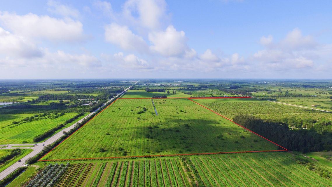 Agricultural Land للـ Sale في Tbd N Kings Hwy Highway Tbd N Kings Hwy Highway Fort Pierce, Florida 34951 United States