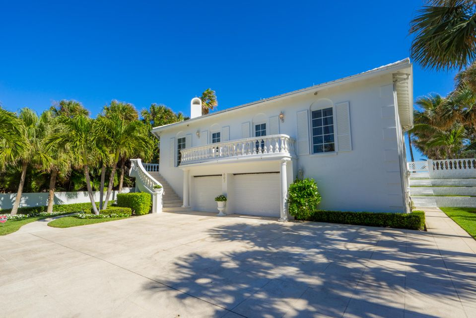 Additional photo for property listing at 607 S Beach Road  Jupiter, Florida 33469 États-Unis