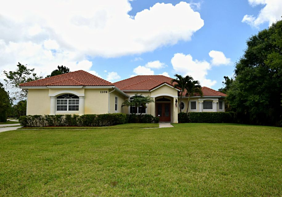 Additional photo for property listing at 1106 SW Thoreau Court  Palm City, Florida 34990 United States