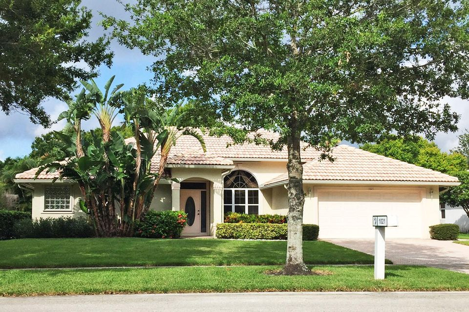 1021 Egret Circle  Jupiter FL 33458
