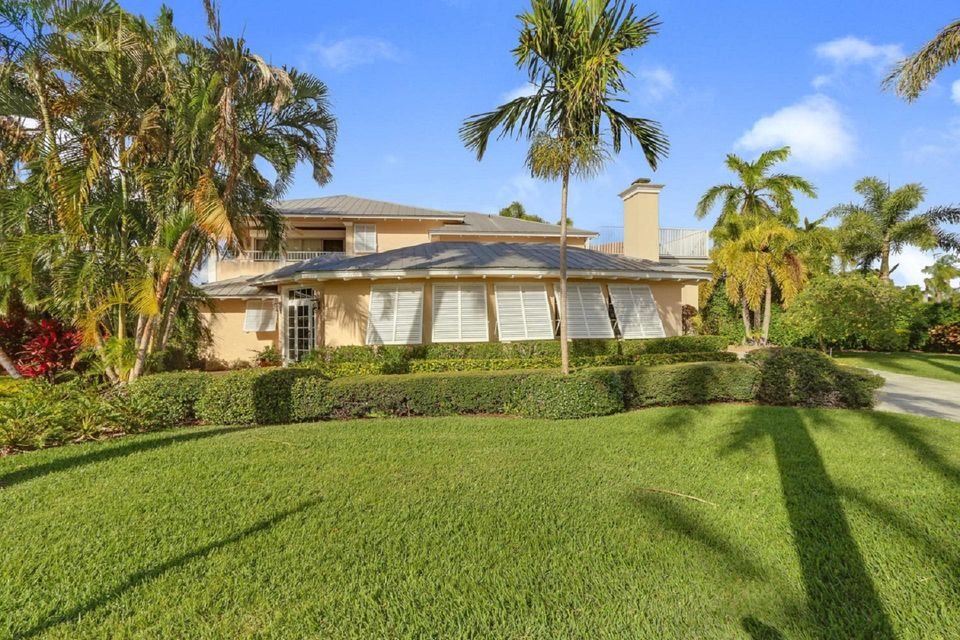 Maison unifamiliale pour l Vente à 337 Inlet Way 337 Inlet Way Palm Beach Shores, Florida 33404 États-Unis