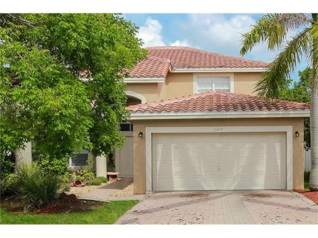 Rentals for Rent at 5419 NW 121st Avenue Coral Springs, Florida 33076 United States