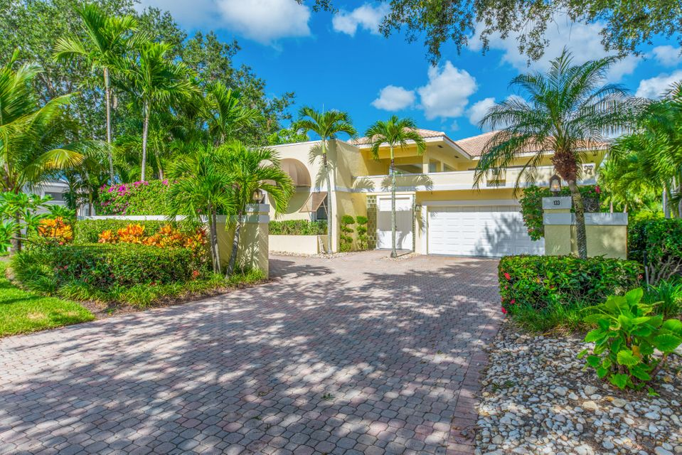 133 Waters Edge Drive  Jupiter FL 33477