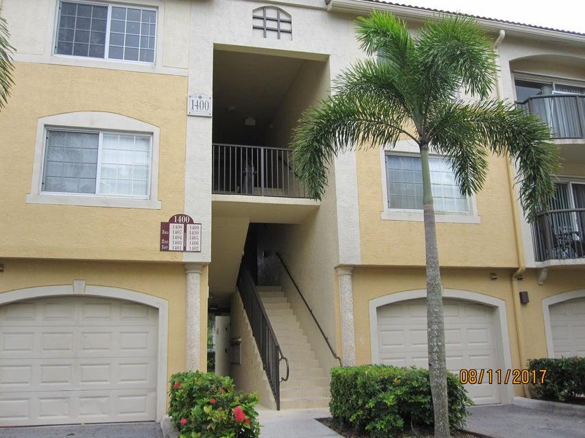 1400 Crestwood Court 1402  Royal Palm Beach, FL 33411