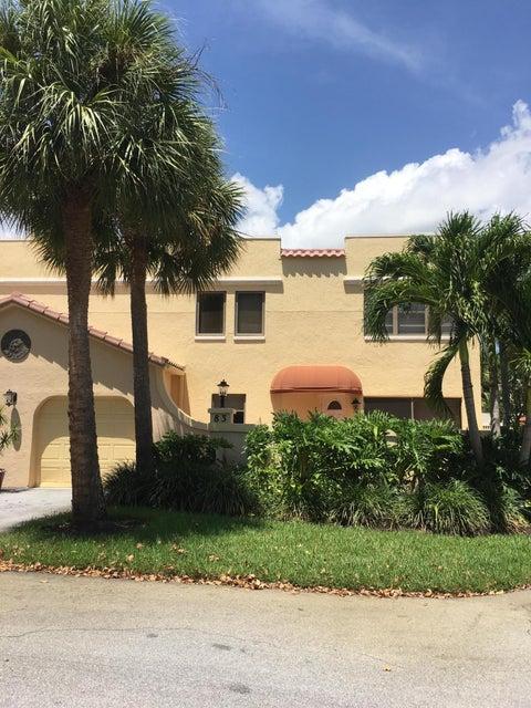 تاون هاوس للـ Rent في 83 Uno Lago Drive 83 Uno Lago Drive Juno Beach, Florida 33408 United States