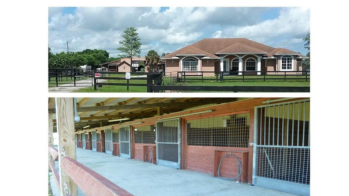 Location pour l à louer à 2251 Buck Ridge Trail Loxahatchee, Florida 33470 États-Unis