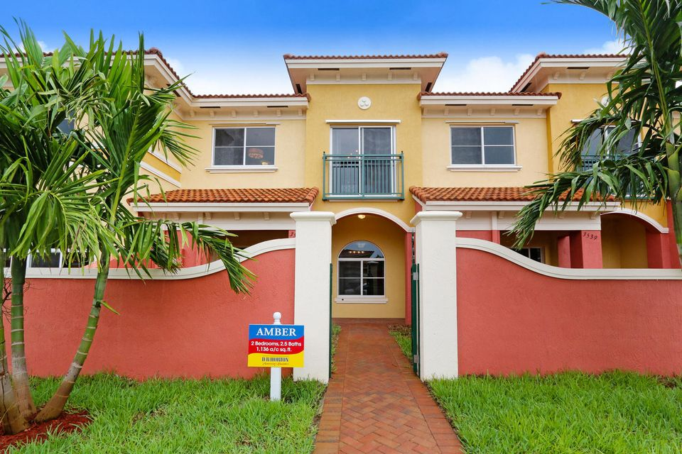 Villa for Sale at 3534 NW 29th Place Lauderdale Lakes, Florida 33311 United States