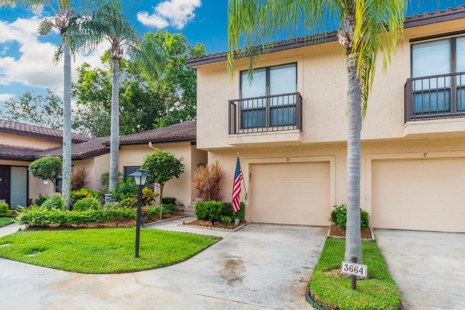 Casa unifamiliar adosada (Townhouse) por un Venta en 3664 SW Quail Meadow Trail 3664 SW Quail Meadow Trail Palm City, Florida 34990 Estados Unidos