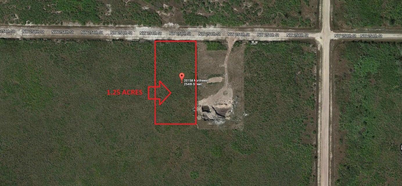 Agricultural Land für Verkauf beim 20158 NW 254th Street 20158 NW 254th Street Okeechobee, Florida 34972 Vereinigte Staaten