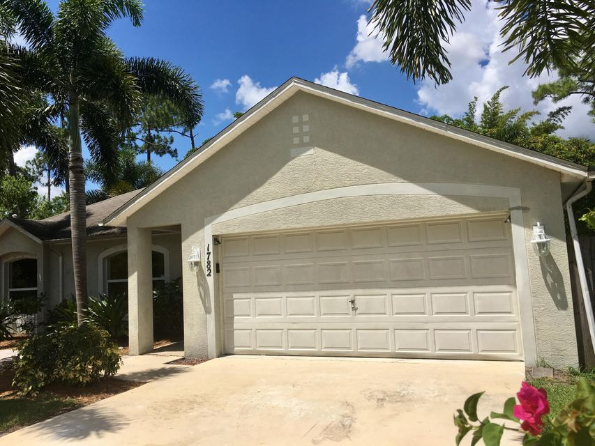 Single Family Home for Sale at 1782 SW Carolina Street 1782 SW Carolina Street Port St. Lucie, Florida 34953 United States