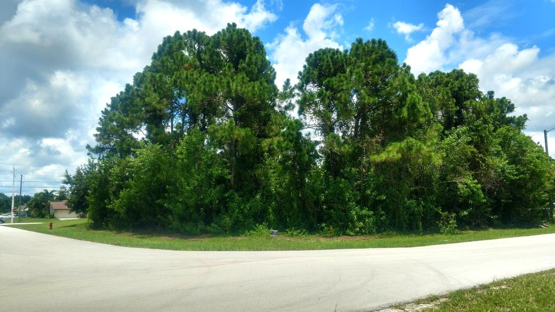Land for Sale at 4251 SW Darien Street 4251 SW Darien Street Port St. Lucie, Florida 34953 United States