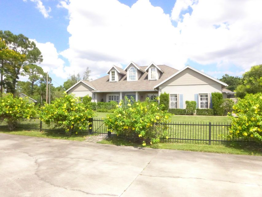 Single Family Home for Sale at 4150 Royal Palm Beach Boulevard 4150 Royal Palm Beach Boulevard Royal Palm Beach, Florida 33411 United States