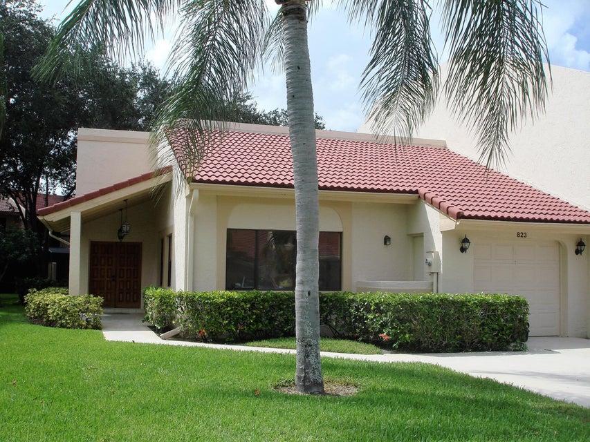 Villa por un Venta en 823 Windermere Way 823 Windermere Way Palm Beach Gardens, Florida 33418 Estados Unidos