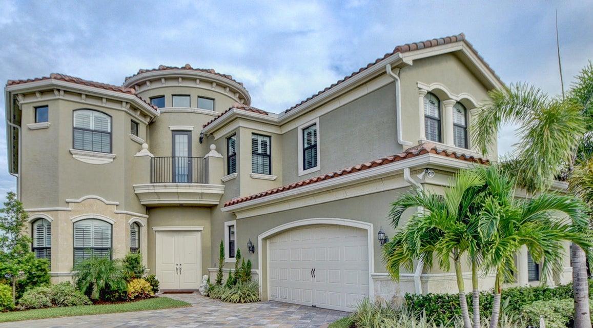 Seven Bridges HYDER AGR PUD PL 1 home 16867 Pavilion Way Delray Beach FL 33446