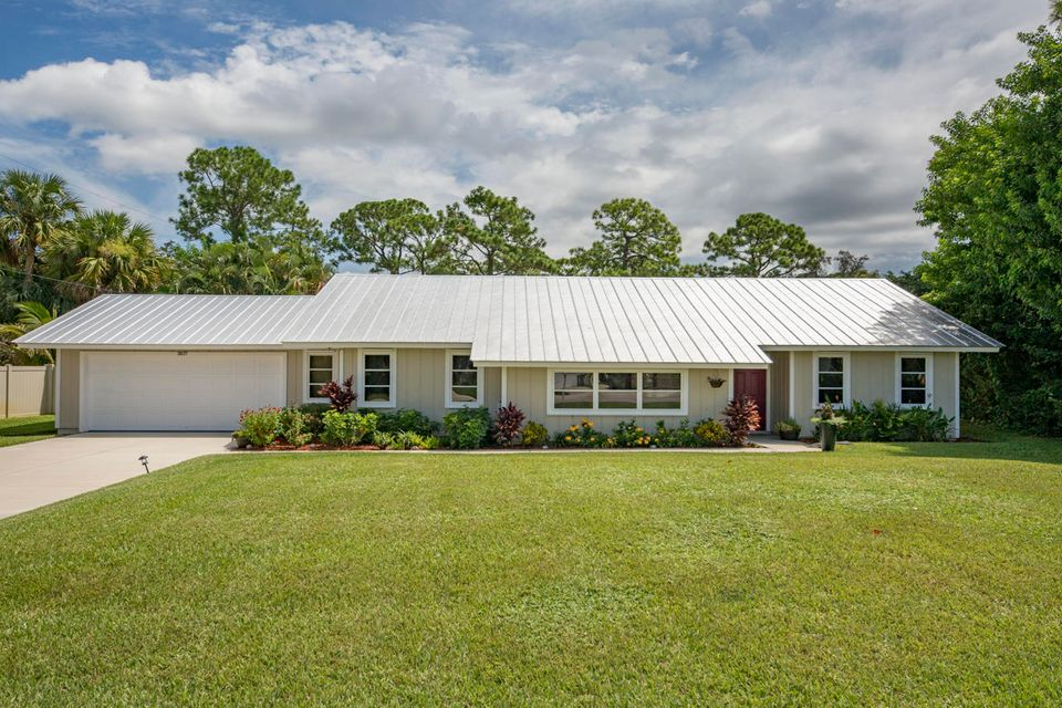 Single Family Home for Sale at 3837 SW Sailfish Drive 3837 SW Sailfish Drive Palm City, Florida 34990 United States