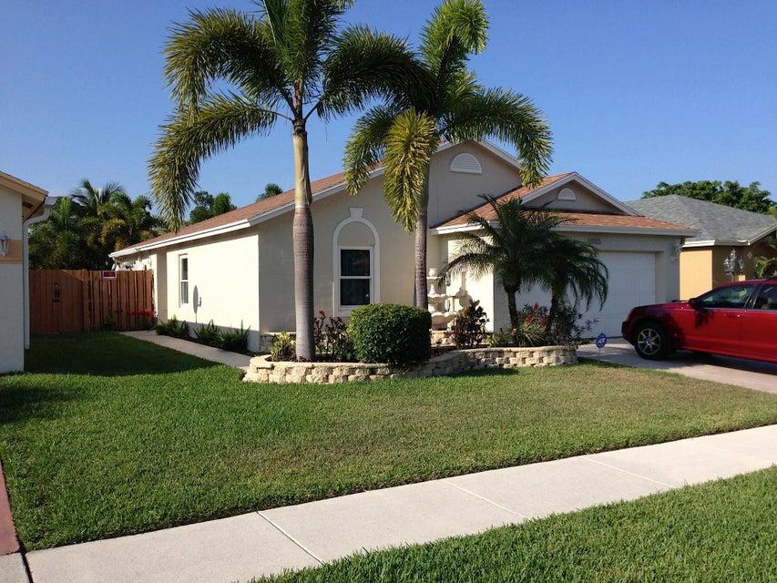 Single Family Home for Sale at 5965 Azalea Circle 5965 Azalea Circle West Palm Beach, Florida 33415 United States