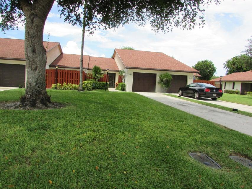 别墅 为 出租 在 3805 Silver Lace Lane 3805 Silver Lace Lane 博因顿海滩, 佛罗里达州 33436 美国