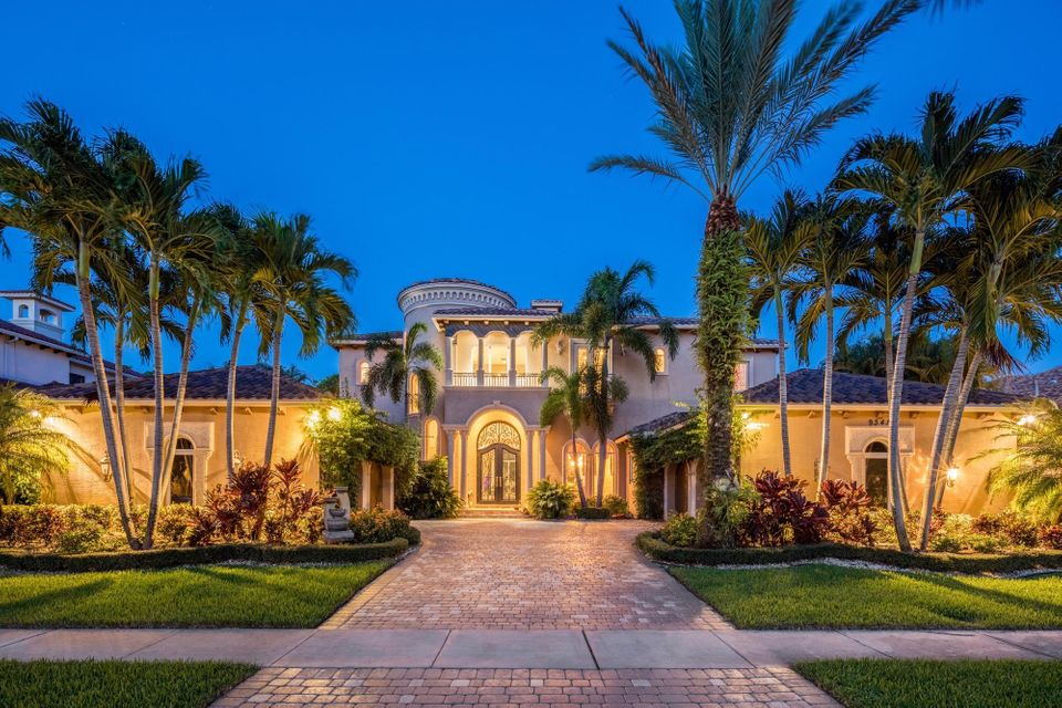 Single Family Home for Sale at 9341 Grand Estates Way 9341 Grand Estates Way Boca Raton, Florida 33496 United States