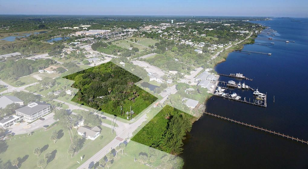 Commercial Land for Sale at 1727 Indian River Drive Sebastian, Florida 32958 United States
